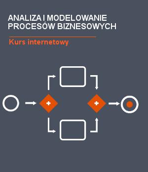 Kurs Internetowy Analiza i modelowanie procesów biznesowych