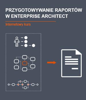 Kurs Internetowy Przygotowywanie Dokumentacji w Enterprise Architect