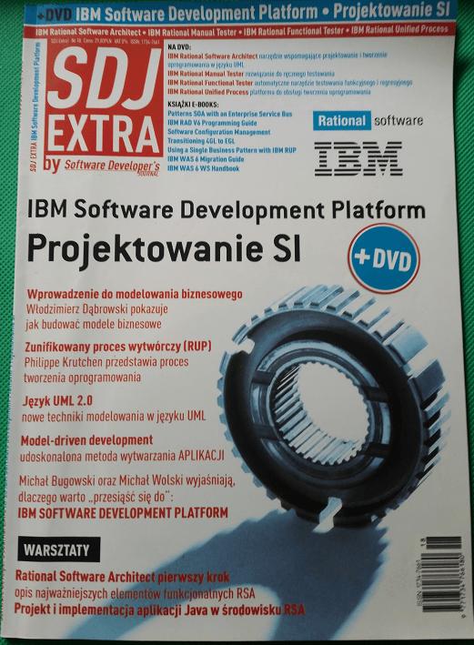 04588560a7 Model – Driven Development udoskonalona metoda wytwarzania aplikacji cz.1